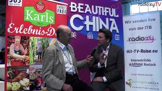 ITB 2019 - Guido Laukamp - Nicko Cruises