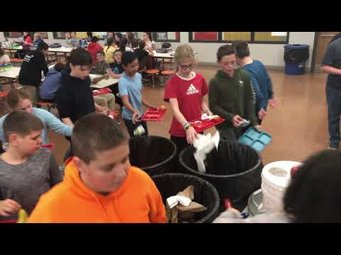 Wayne Highlands Middle School Recycling Program