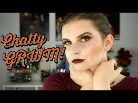 Chatty GRWM: Discovering Fleetwood Mac, Meeting Mick Fleetwood, & More