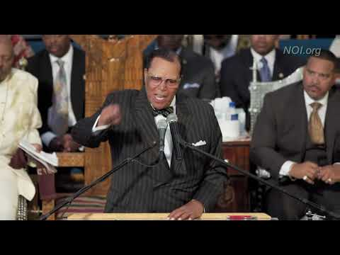 Farrakhan speaks on Aretha Franklin's Funeral, Ariana Grande
