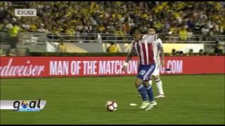 Τα 10 καλύτερα γκολ του Copa America Centenario 2016.