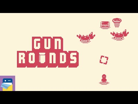 Gun Rounds: iOS / Android Gameplay Preview (by Tobin Huitt/ Blabberf)