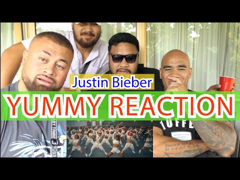 YUMMY BY JUSTIN BIEBER - A FILM BY PARRIS GOEBEL ( NZ REACTION)