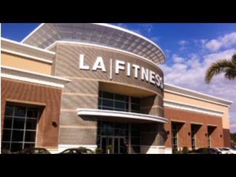 3 Mins Virtual Tour LA Fitness @ UNIVERSITY PARK FL