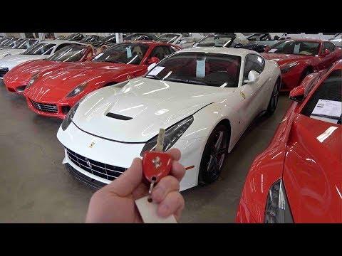 I Found My DREAM Ferrari F12!