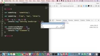 Learn JavaScript in 6 Minutes!