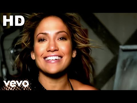 Jennifer Lopez - I'm Real (Video)