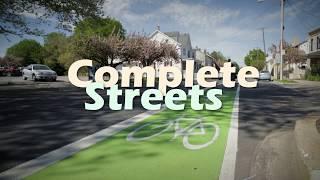 Complete Streets - Bike Lanes