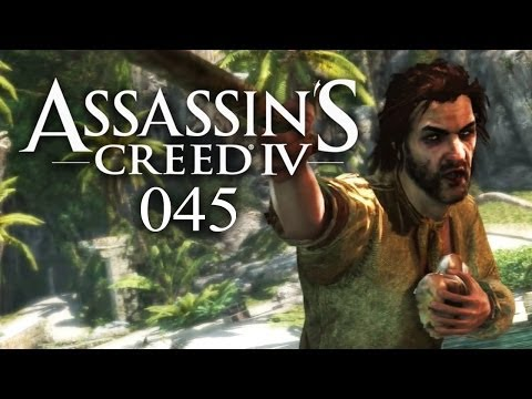 ASSASSIN'S CREED 4: BLACK FLAG #045 - Die Suche nach Vane [HD+] | Let's Play Assassin's Creed 4
