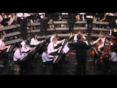 Shady Side Academy Middle School Strings: Songs From Disney's Frozen