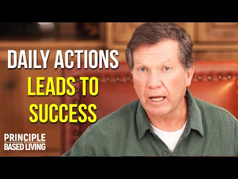 How To Use Daily Action Steps