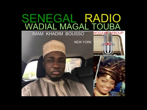 NOGAYE MBOUP DE SENEGAL  RADIO