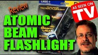 Atomic Beam USA Flashlight Review - Worth the Money?