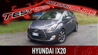 Hyundai ix20 | Itinerario, test Drive, pregi e difetti