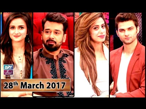 Salam Zindagi - Guest: Faria Bukhari & Kiran Qureshi - 28th March 2017