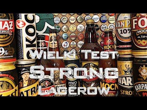 Wielki Test Strong Lagerów