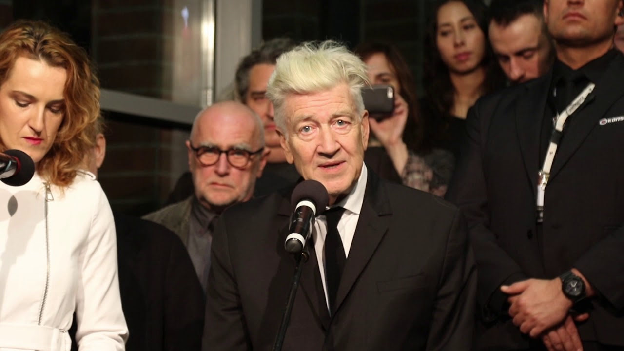 David Lynch w Toruniu