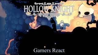 Gamers React To Infected Crossroads Hollow Knight