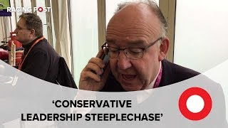 The 'Conservative Leadership Steeplechase'