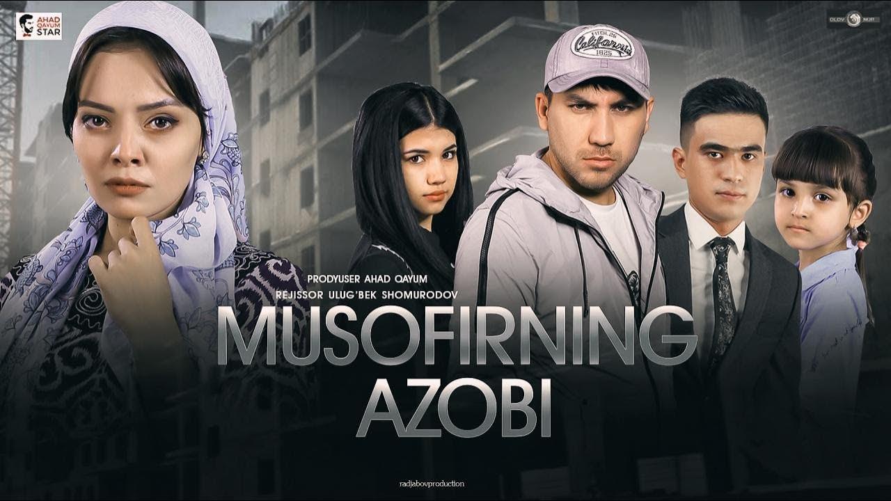Musofirning azobi (O'zbek film / HD)