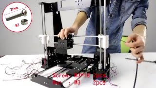 anet a8 3d printer instruction step5