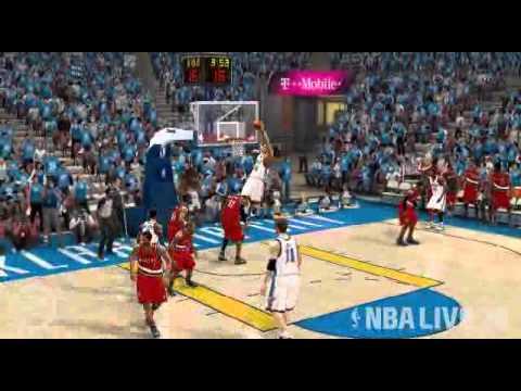Horford alley-oop vs Blazers - Game 2
