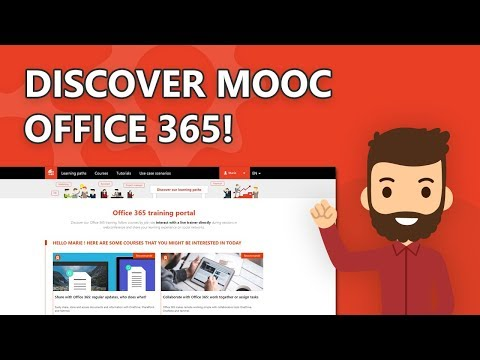 Discover MOOC Office 365!