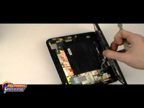 HP TouchPad Take Apart Repair Guide