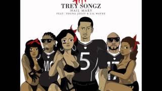 Trey Songz - Hail Mary ft. Young Jeezy & Lil Wayne [OFFICIAL SONG] + Lyrics In Description