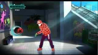 Just Dance Wii 2 (Japan) Dances