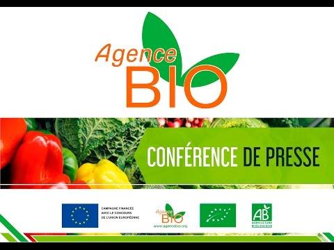 Conférence de Presse Agence Bio et lancement Printemps Bio 2017