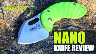 boker Plus Nano 01BO597 Folding Knife Review  OsoGrandeKnives