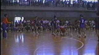 5/6ハンドボール決勝 横浜商工vs桐光学園1993年インターハイ神奈川予選