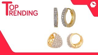 American Diamond Earrings | Best Selling