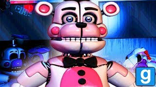 PLAY AS PROTOTYPE FUNTIME ANIMATRONICS! || GMOD FNAF (Five Nights at Freddy Pack Garrys Mod)