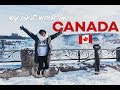 MY FIRST WEEK IN CANADA | CANADA VLOGS