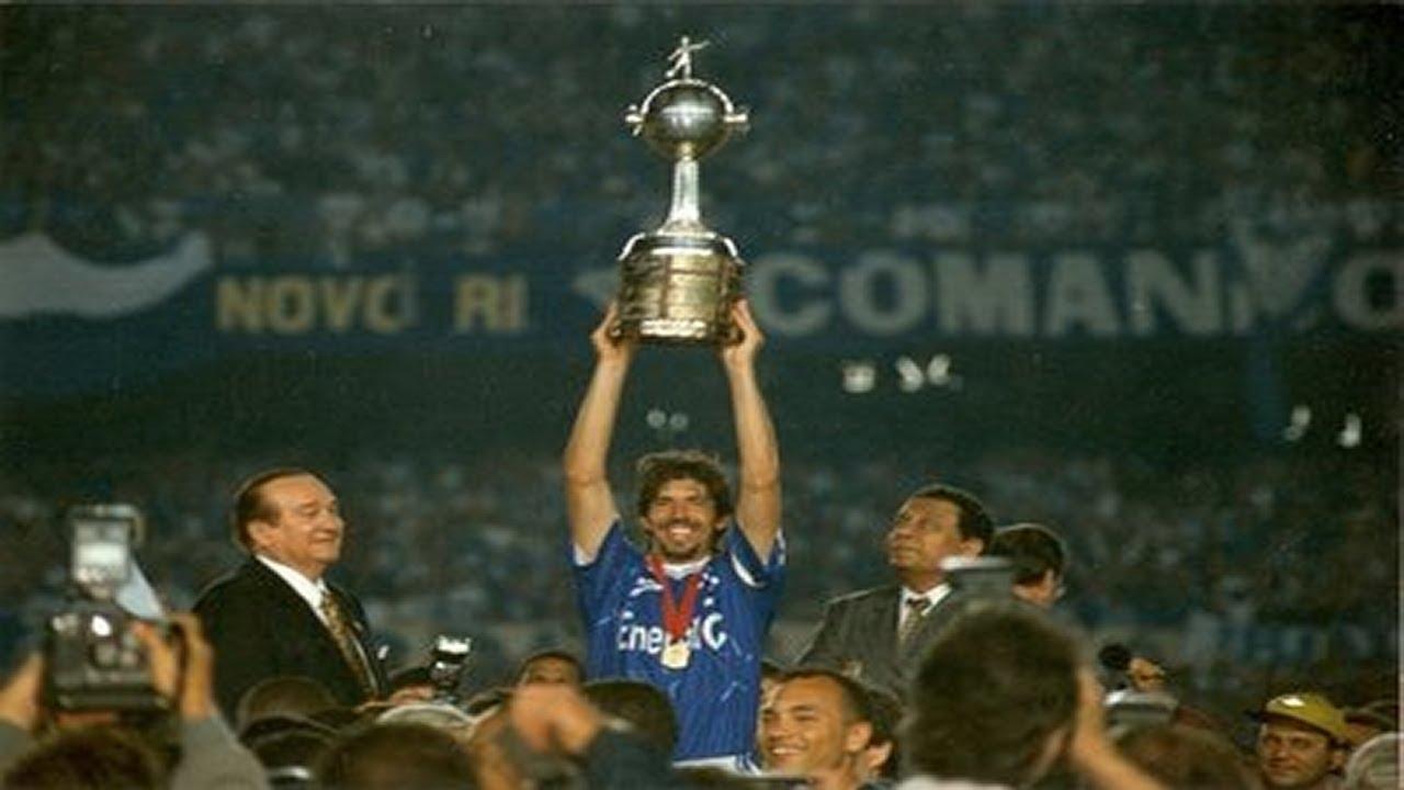 Final Taça Libertadores 1997 Cruzeiro 1 x 0 Sporting Cristal - YouTube