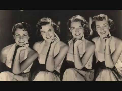 The Chordettes -Hello, my baby