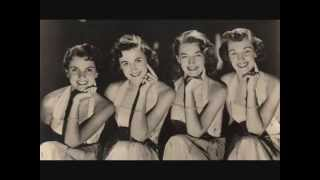 the chordettes hello my baby