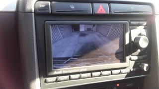 kamera cofania audi a4 b7 rns