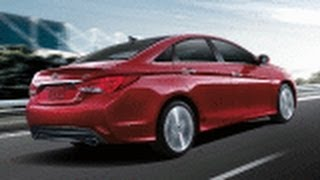 2014 Hyundai Sonata Test Drive/Review by Average Guy Car Reviews