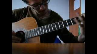 Killing on Adrenaline - Dying Fetus (acoustic guitar)