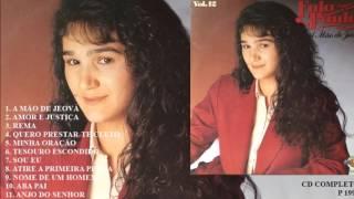 Eula Paula - A Mão de Jeová (Cd Completo) Nova Geração 1994