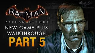 Batman: Arkham Knight Walkthrough - Part 5 - Tracking Oracle