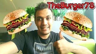 FIN DE RAMADAN : TheBurger78 dégustation de tout les Burger des Snake !!