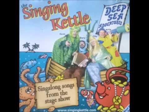 Singing Kettle: Deep Sea Adventures - Over the Irish Sea