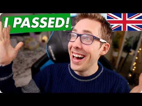 So I Passed My Official British Citizenship Test...