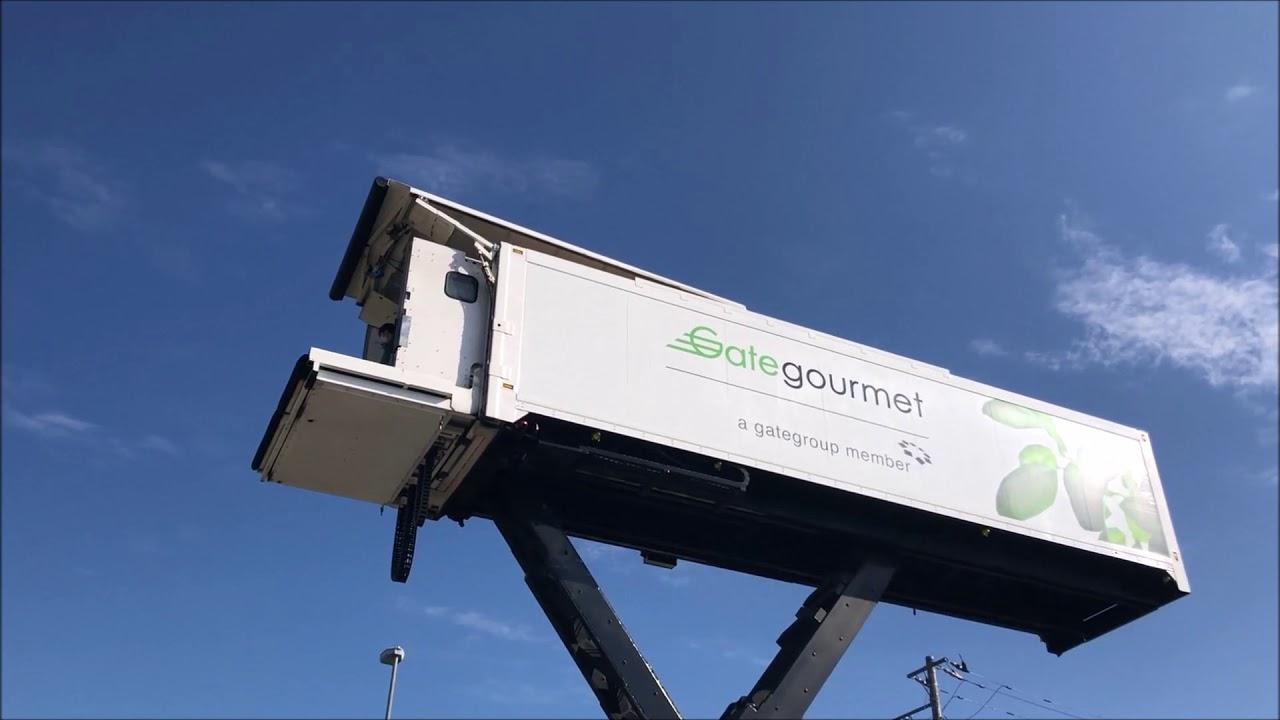 【6月7日】機内食トラック in さくらの山