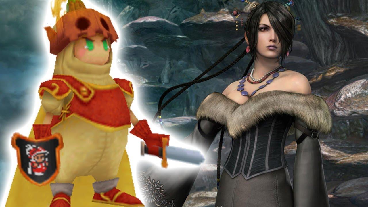 Final Fantasy X | HD - Lulu's Ultimate/Celestial Weapon - YouTube