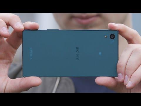 Первый обзор Sony Xperia Z5